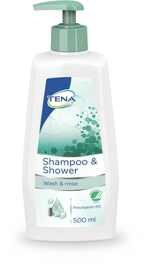 Tena Shampoo & Shower 500ml