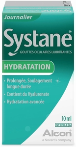 Systane Hydratation Gouttes Oculaires 10ml