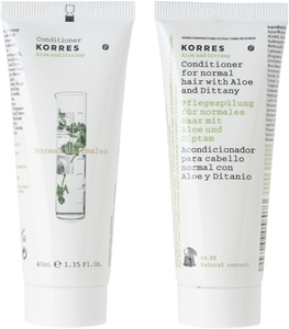 Korres Après-Shampooing Hydratant Aloes & Dictame 40ml