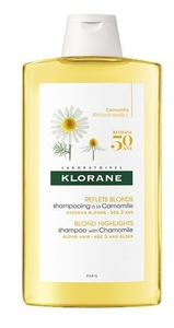Klorane Shampooing Camomille Reflets Blonds 400ml