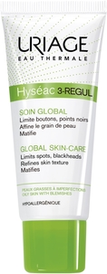 Uriage Hyseac 3-Regul Soin Global Crème 40ml