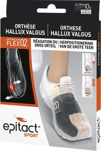Epitact Sport Orthese Hallux Valgus L