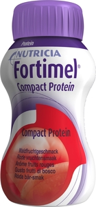 Fortimel Compact Protein Fruits Rouges 4x125ml