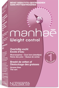 Manhae Weight Control 120 Comprimés