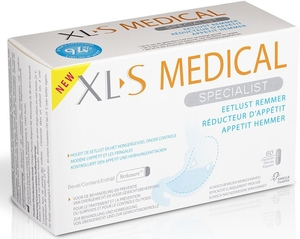 XLS Medical Specialist Réducteur Appetit 60 Capsules