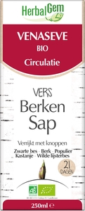 Herbalgem Venaseve Circulation BIO 250ml
