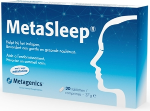 MetaSleep 30 Comprimés