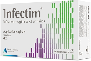 Infectim 10 Capsules