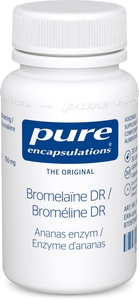 Bromeline DR Enzymes d'Ananas 30 Capsules
