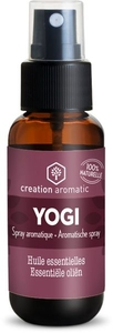 Creation Aromatic Huile Essentielle Diffusion Yogi Spray 30ml