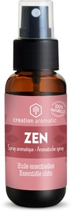 Creation Aromatic Huile Essentielle Diffusion Zen Spray 30ml