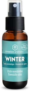 Creation Aromatic Huile Essentielle Diffusion Winter Spray 30ml