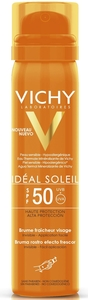 Vichy Ideal Soleil Brume Fraicheur Visage IP50 75ml