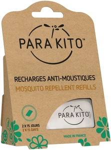 Para'Kito Plaquettes 2 Recharges