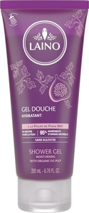 Laino Gel Douche Hydratant Figue 200ml