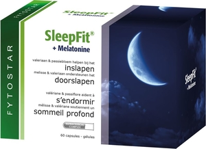 Fytostar Sleep Fit Total Maxi 60 Capsules