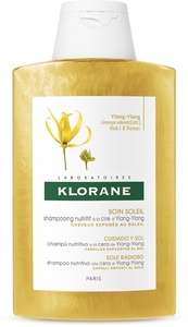 Klorane Shampooing Soin Soleil Cire d'Ylang-Ylang 200ml