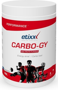 Etixx Carbo-GY Red Fruits Poudre 560g