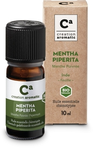 Creation Aromatic Huile Essentielle Mentha Piperita 10ml