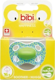 Bibi Happiness Sucette Natural Wild Baby (+16 mois)