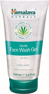 Himalaya Herbals Gentle Face Wash Gel Citron Miel 150ml