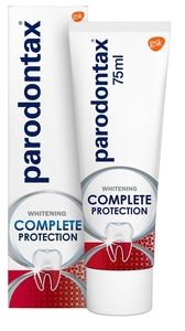 Parodontax Dentifrice Complete Protection Whitening 75ml