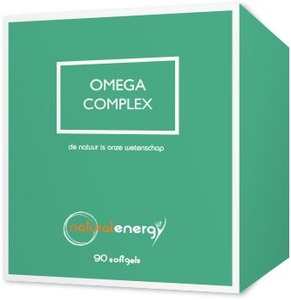 Natural Energy Omega Complex 90 Capsules