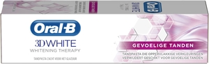 Oral-B 3D White Whitening Therapy Dentifrice 75ml