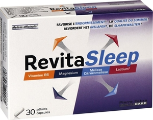 RevitaSleep 30 Gélules