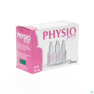 Physio-Sterop Perfo Flacons 10x10ml