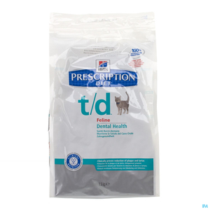 Hills Prescription Diet Feline TD 1,5kg