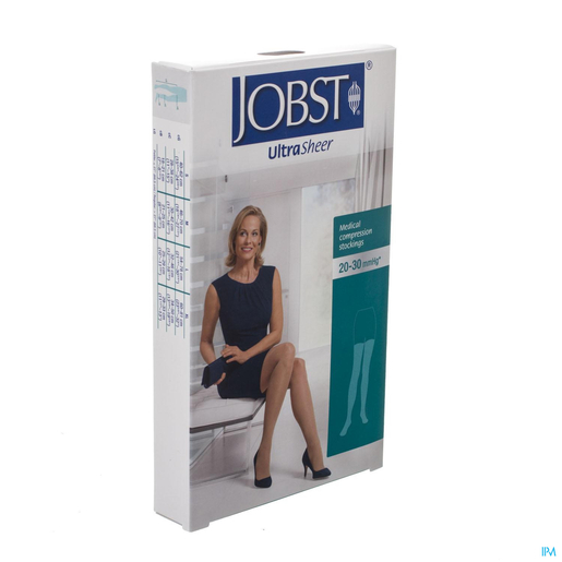 Jobst Ultrasheer Comf.c2 Bas Cuisse Honey S