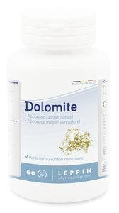 Leppin Dolomiet 500mg 60 Capsules