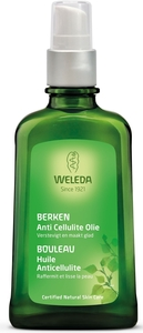 Weleda Anti-Cellulitisolie met Berk 100ml