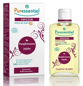 Puressentiel Bio Massageolië Pompelmoes-Jojoba 100ml