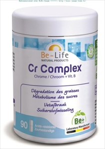 Be-Life Cr Complex 90 Capsules