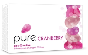 Pure Cranberry 60 Tabletten
