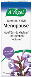 A. Vogel Famosan Salvia 60 tabletten