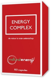 Energy Complex Natural Energy 60 Capsules