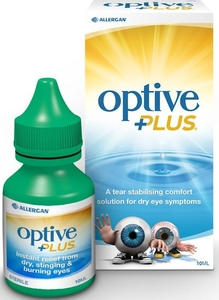 Optive Plus Steriele Oplossing 10ml