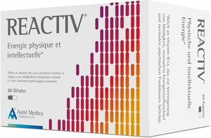Reactiv 400mg 60 Capsules