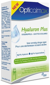 Opticalmax Hyaluron Plus 1x10ml