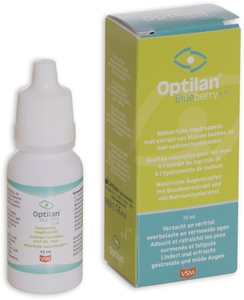 Optilan Blueberry 0,1% Oogdruppelsv15ml