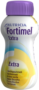 Fortimel Extra Vanille 4x200ml