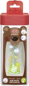 BIBI Zuigfles Happiness Play With Us 260ml
