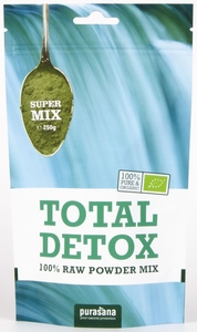 Purasana Total Detox Mix 250g