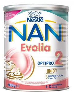 NAN OPTIPRO Evolia 2 Melkpoeder 800g