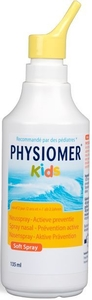 Physiomer Kids Neusspray Hygiène Actieve Preventie 135ml