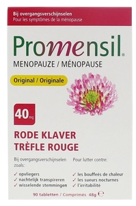 Promensil Original Menopauze 90 Tabletten