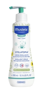 Mustela Stelatopia Hydraterende Crème PA 300 ml
